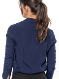 Womens Navy The Signature Shirt 6