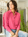 Womens Raspberry The Signature Shirt 2
