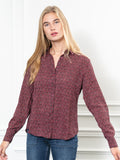 Womens Rosebuds The Signature Shirt in Rosebuds 4