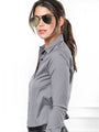 Womens Slate The Essentials Icon Shirt 2