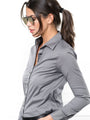 Womens Slate The Essentials Icon Shirt 4