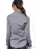 Womens Slate The Essentials Icon Shirt 7
