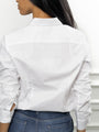 Womens White The Boyfriend Shirt 2