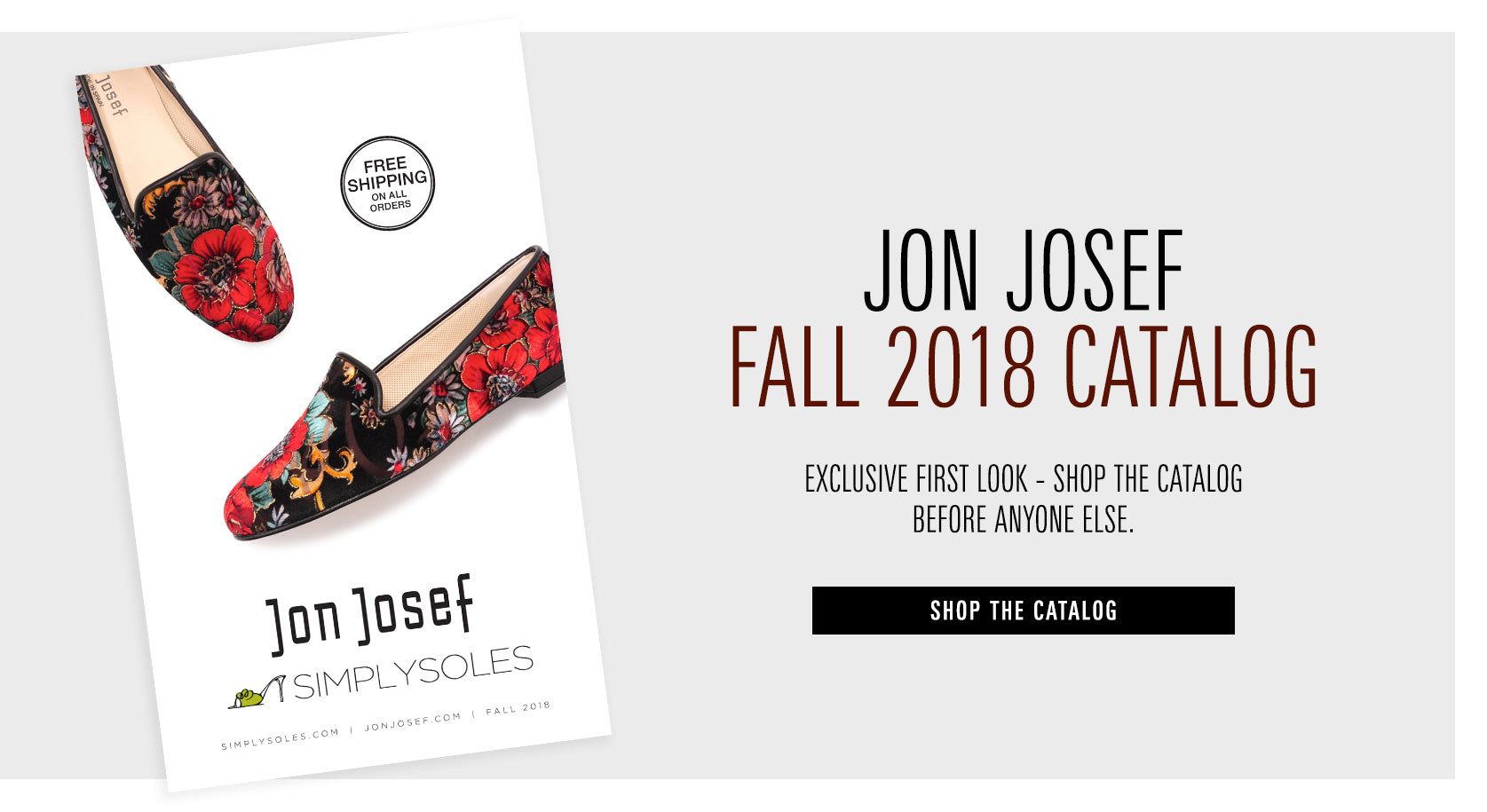 Shop the Fall 2018 Catalog Now