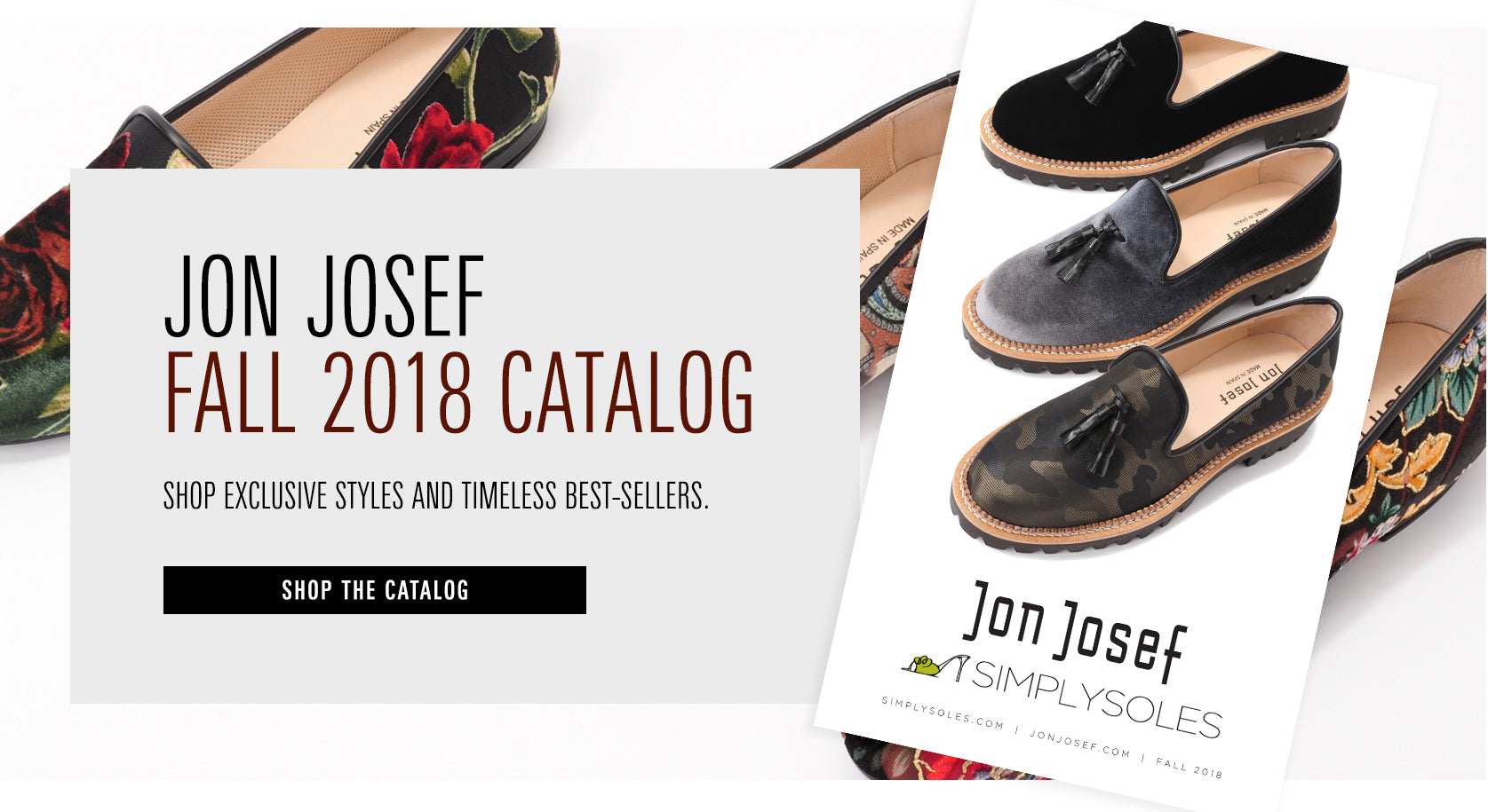 Shop the New Catalog Now - Free Shipping