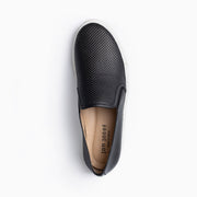Jon Josef Bariana Sneaker in Black Leather