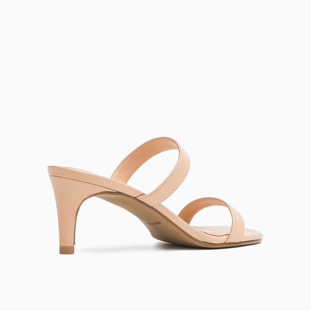 Jon Josef Carla Sandal in Nude Leather
