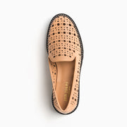 Jon Josef Gogo-Godela Lug Shoe in Natural Leather