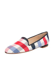 Women's Plaid Summer Loafer Full