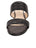 Womens Black Dorothy Slide Sandal 4 Alternate View