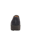 Womens Grey Combo Lug Shoe 4
