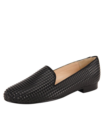 Womens Jimmy Smoking Slipper Flat