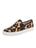 Womens Leopard Haircalf Bari Sneakers
