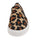Womens Leopard Haircalf Bari Sneakers 4 Alternate View