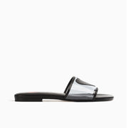Jon Josef Nancy Sandal in Black Leather