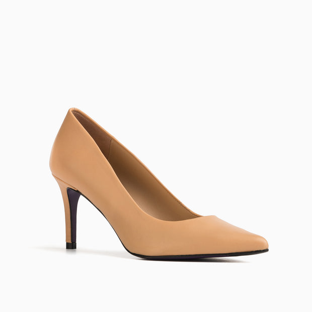 Jon Josef Paris19 Pump in Nude Leather