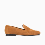 Jon Josef Taylor Loafer in Cuoio Split Suede