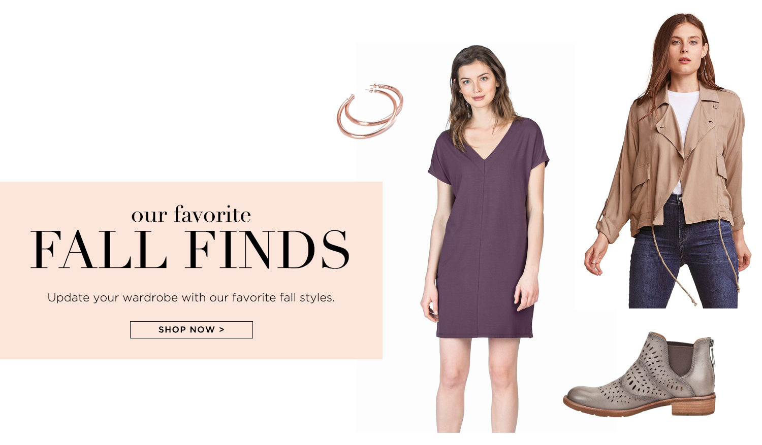 Shop our latest fall finds