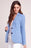 Womens Chambray Feel It In The Rain Blazer 2 Alternate View