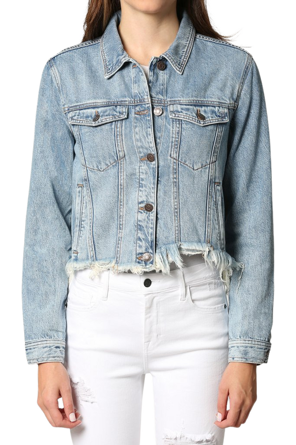 REBEL JEAN JACKET