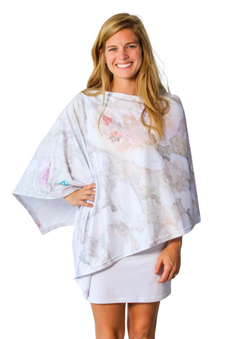 PARTY PONCHO