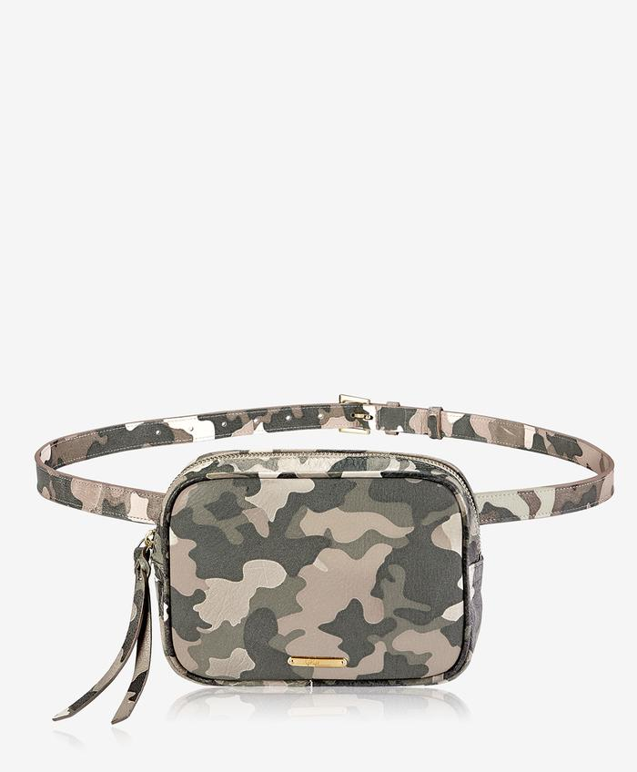 KYLIE BELT BAG CAMO