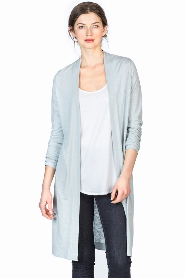 Womens Cloud Long Sleeve Duster