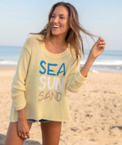 Sea Sun Sand Crew- Crocus Yellow
