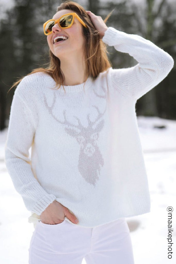 STAG SWEATER