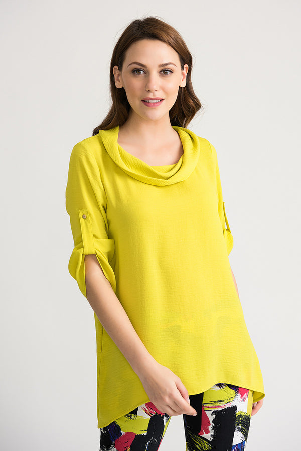 LDS TUNIC- YELLOW