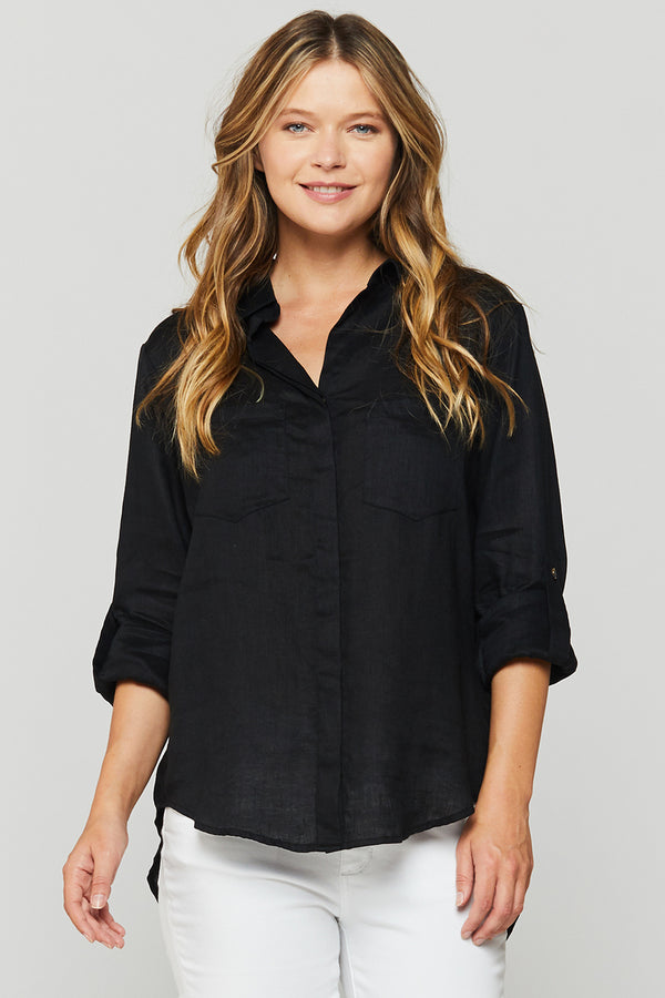 Riley Top-Black