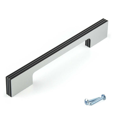 Aluminium Bar Kitchen Door Handle. M4TEC G3 series
