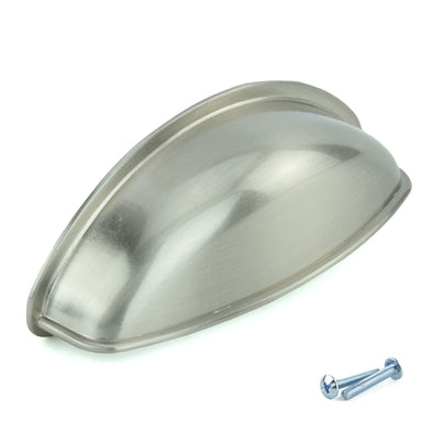Stainless Steel Finish Cup Handles S4