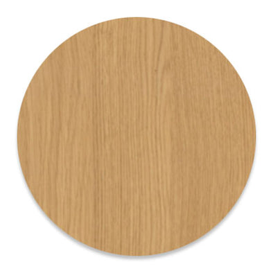 Lancaster Oak Kwikcaps - Self Adhesive pvc Screw Cover Caps