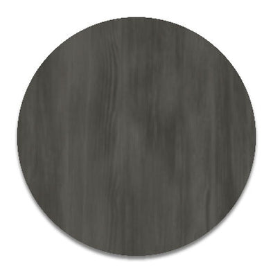 Black North Wood KwikCaps - Self Adhesive pvc Screw Cover Caps