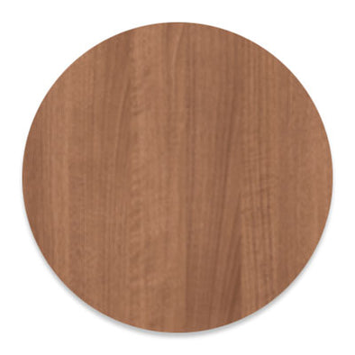 French Walnut KwikCaps - Self Adhesive pvc Screw Cover Caps