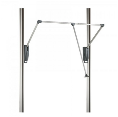 Space Pro Relax furniture - Pulldown extendable hanger bar