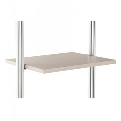 Space Pro Relax furniture - W550 shelf - Linen effect