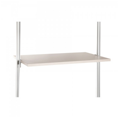 Space Pro Relax furniture - W900 shelf - Linen effect