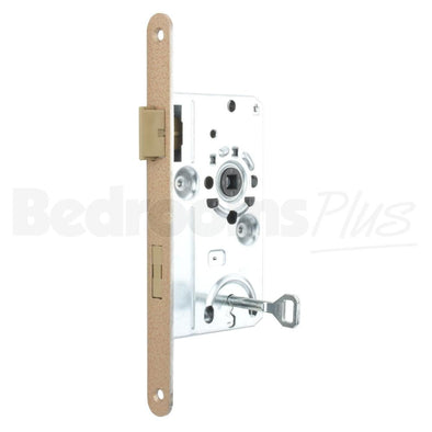 Bathroom Interior Door Class 1 Mortice Lock Latch - DIN L - Limba ZB5