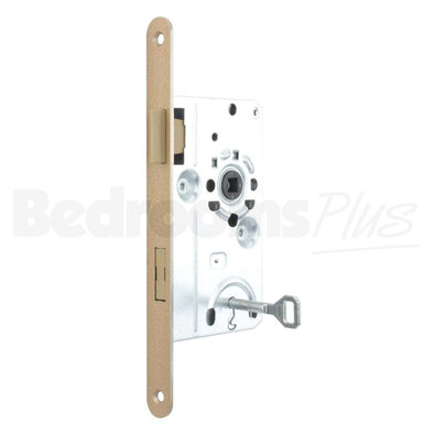 Bathroom Interior Door Class 1 Mortice Lock Latch - DIN R - Limba ZB5