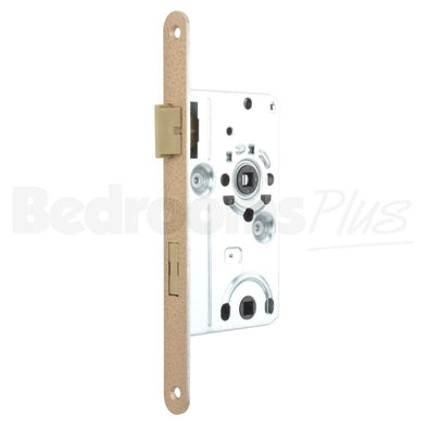 Bolt through Interior Door Class 1 Mortice Lock Latch - DIN L - Limba ZB6