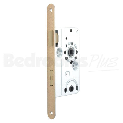 Bolt through Interior Door Class 1 Mortice Lock Latch - DIN R - Limba ZB6
