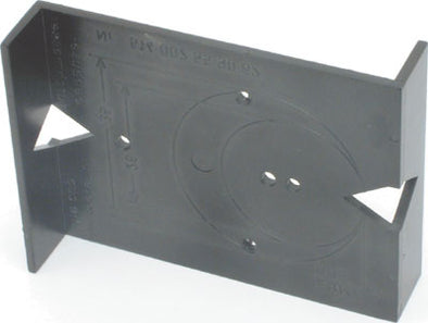 Hinge and Mounting Plate Jig Template