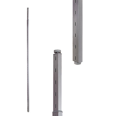 Space Pro Aura Wardrobe Furniture Telescopic Stanchion Post