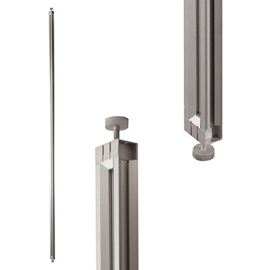 Space Pro Relax furniture - Floor to ceiling stanchion