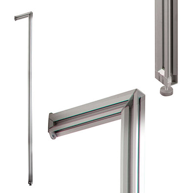 Space Pro Relax furniture - Floor to wall stanchion