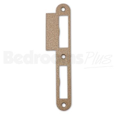 Steel Limba Strike Locking Door Plate - DIN R - For Single & Double-Turn ZB7