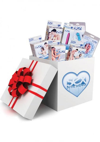 Sex In The Shower Couples Gift Set