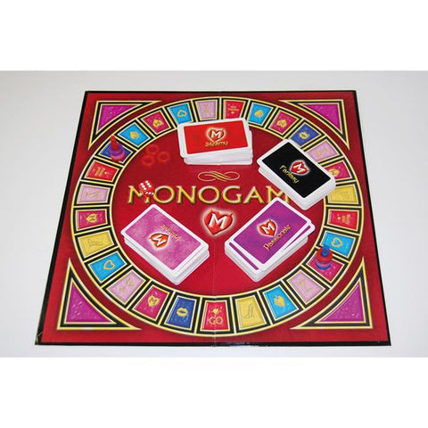 Monogamy -- A Hot Affair Game
